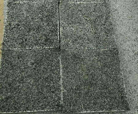 G654 granite cobble stone
