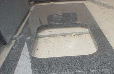 G654 GRANITE COUNTERTOPS